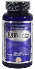 Does focus factor really work