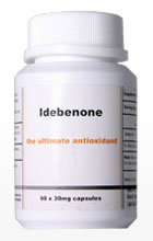 Idebenone for Brain Power and Memory Loss