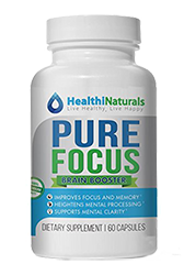 Pure Focus with DHA